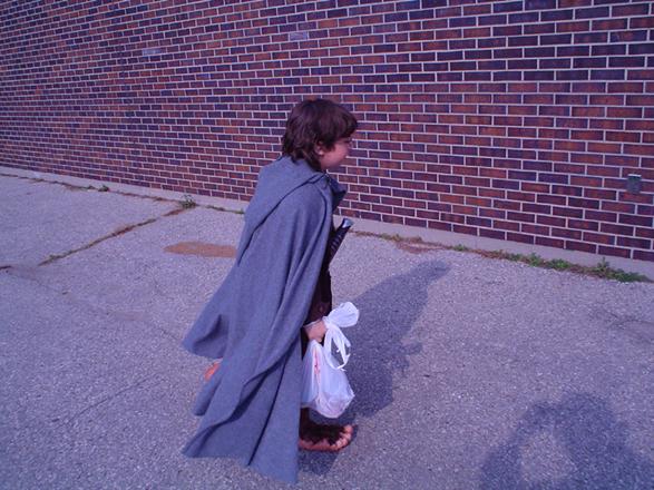 Hallowe'en Frodo