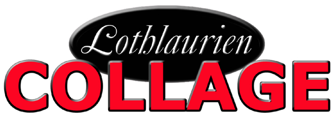 Lothlaurien Collage Logo