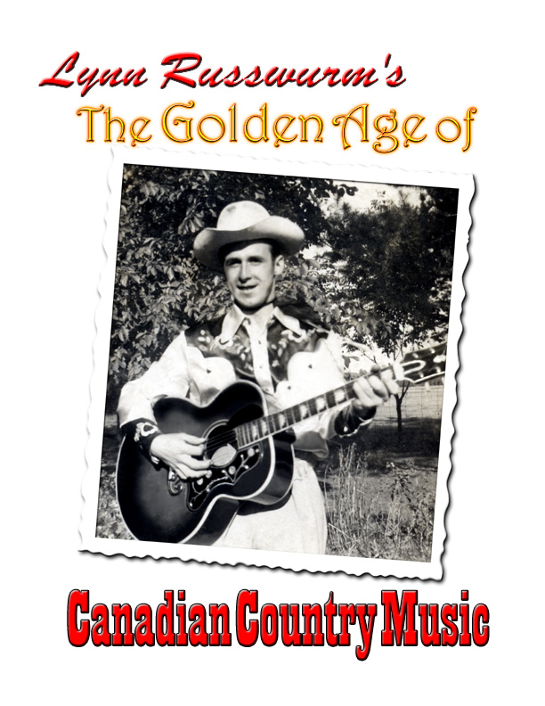 Cover Art features a snapshot of the young musician Lynn Russwurm in the Golden Age
