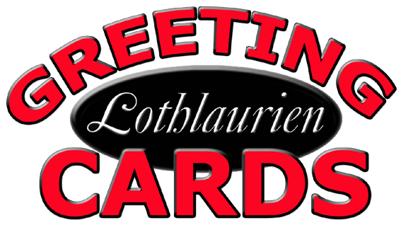 Lothlaurien Greeting Cards Logo