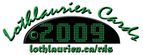 a Lothlaurien Group Logo