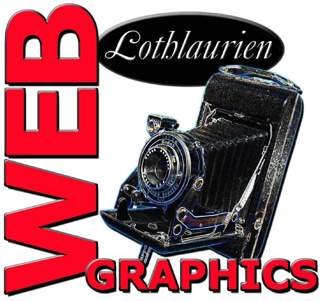 Lothlaurien Web Graphics Logo