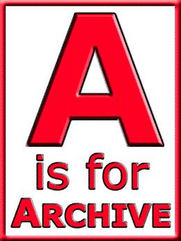 Archive navigational button