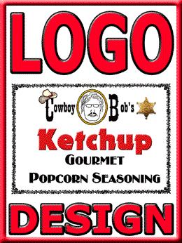Logo design navigational button