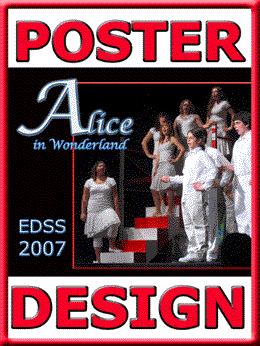 Poster Design navigational button