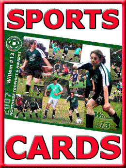Sports Cards navigational button