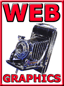 Web Graphics navigational button